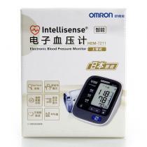 歐姆龍電子血壓計7211型