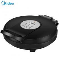 美的(Midea)雙面懸浮煎烤機家用電餅鐺 JHN30E 黑色