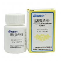 恩華鹽酸硫必利片100片
