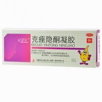 安芙平克痤隐酮凝胶6g